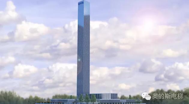 迪拜哈利法塔的电梯传奇